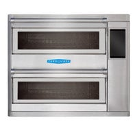 TurboChef HHD-9500-14-DL Double Batch Ventless High Speed Countertop Oven - 1.18 Cu. Ft. - 208/240V, 3 Phase, 10,720W / 12,480W