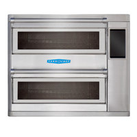 TurboChef HHD95001 Double Batch Ventless High Speed Countertop Oven - 1.18 Cu. Ft. - 208/240V, 3 Phase, 10,720W / 12,480W