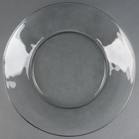 Anchor Hocking 80001 10 inch Glass Dinner Plate - 24 / Case