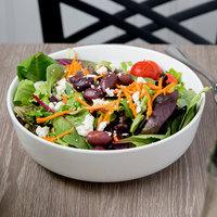 Villeroy & Boch 16-4004-3180 Affinity 57.5 oz. White Porcelain Salad Bowl - 6/Case