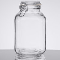 Anchor Hocking 98592CR2 3.3 Qt. Heremes Jar
