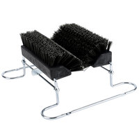 Carlisle 4042403 Spectrum Black Boot and Shoe Brush