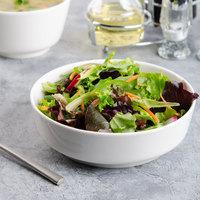 Villeroy & Boch 16-4004-3190 Affinity 30.5 oz. White Porcelain Salad Bowl - 6/Case