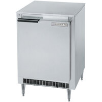 Beverage Air UCR20Y 20 inch Shallow Depth Low Profile Undercounter Refrigerator - 2.7 Cu. Ft.
