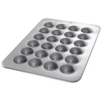 Chicago Metallic 45265 24 Cup Glazed Customizable Oversized Texas Muffin Pan - 17 7/8 inch x 25 7/8 inch