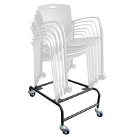 Eurotech STAQDLY Staq Chair Dolly with Casters