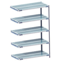 Metro 5AX527GX3 MetroMax i Polymer Add-On Shelving Kit - 24 inch x 30 inch