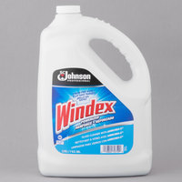 SC Johnson 682252 1 Gallon Windex Window Cleaner   - 4/Case