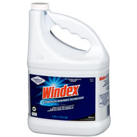 SC Johnson 90940 1 Gallon Windex Window Cleaner   - 4/Case