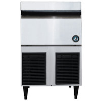 Hoshizaki F-330BAH 24 inch Air Cooled Undercounter Flake Ice Machine - 330 lb.