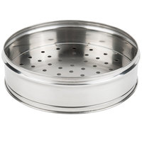 Town 36510 10 inch Stainless Steel Dim Sum Steamer   - 12/Pack