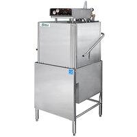 Noble Warewashing HT-180 Multi Cycle High Temperature Dishwasher, 208/230V, 1 Phase