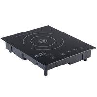 Avantco ID1800 Drop-In Induction Range / Cooker - 120V, 1800W