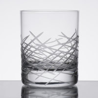Master's Reserve 9034/69477 Renewal 9 oz. Crosshatch Rocks Glass - 24/Case