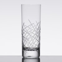Master's Reserve 9038/69477 Renewal 12 oz. Crosshatch Beverage Glass - 24/Case