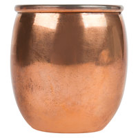 American Metalcraft MMAC Antique Satin Finished 3 oz. Copper Mini Mule Cup