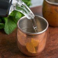American Metalcraft MMAC 2.5 oz. Satin Antique Copper Mini Moscow Mule Shot Glass