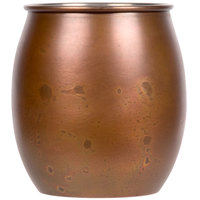 American Metalcraft ACT 14 oz. Antique Satin Finish Copper Mule Mug