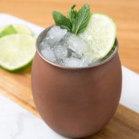 American Metalcraft ACT 14 oz. Satin Antique Copper Moscow Mule Tumbler