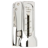 Brucart Waiter's Corkscrew with Chrome-Plated Handle