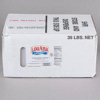 LouAna 35 lb. Bag-in-Box Butter Flavored Topping Oil