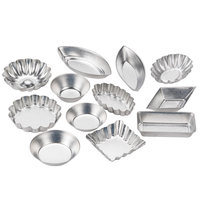 Ateco 4840 72-Piece Tartlet Mold Set (August Thomsen)