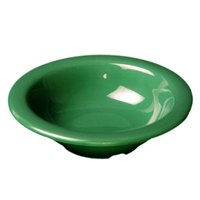Thunder Group CR5044GR Green 4 oz. Melamine Salad Bowl - 12/Pack