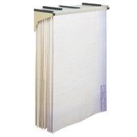 Safco 5030 Sand 12 Clamp Drop/Lift File Sheet Wall Rack
