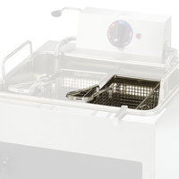 Star 301TBR 10 11/16 inch x 5 3/16 inch x 5 1/8 inch Twin Fryer Basket with Right Hook