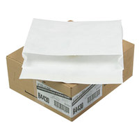 Survivor R4430 Tyvek® #97 10 inch x 13 inch x 2 inch White Expansion Mailer with Flap-Stick Self Adhesive Seal - 100/Case