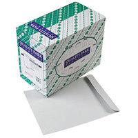 Quality Park 41687 #97 10 inch x 13 inch Executive Gray Kraft Gummed Seal File Envelope - 250/Box