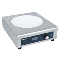 Adcraft IND-WOK208V Countertop Induction Wok Range - 208V, 3000W