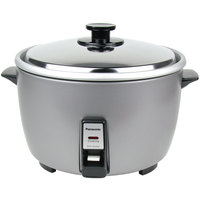 Panasonic SR-42HZP 37 Cup (23 Cup Raw) Rice Cooker / Warmer - 120V