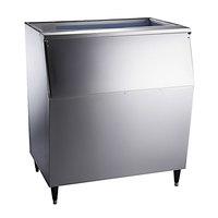 Cornelius B842SS Ice Storage Bin 800 lb. - Stainless Steel Exterior