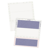 Quality Park 35328 ONEvelope 8 1/2 inch x 11 inch White Statements Envelope with Redi-Strip Seal - 250/Box