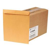 Quality Park 41865 #105 11 1/2 inch x 14 1/2 inch Brown Kraft Gummed Seal File Envelope - 250/Box