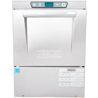 Hobart LXeR-6 Advansys Undercounter Dishwasher with Energy Recovery Hot Water Sanitizing - 220-240V (International Use Only)