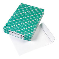 Quality Park 43617 #93 9 1/2 inch x 12 1/2 inch White File Envelope with Redi-Seal - 100/Box
