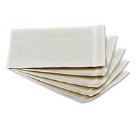 Quality Park 46996 4 1/2 inch x 6 inch Clear Front Packing List with Self Adhesive Seal - 1000/Case