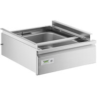 Regency 20 inch x 15 inch x 5 inch Drawer with Stainless Steel Front