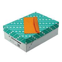 Quality Park 11362 #11 4 1/2 inch x 10 3/8 inch Brown Kraft Gummed Seal Business Envelope - 500/Box