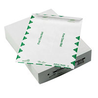 Survivor R3130 Tyvek® #90 9 inch x 12 inch White U.S. Postal Service First Class Mailer with Self Adhesive Seal - 100/Box