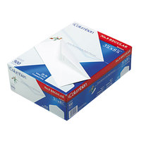 Columbian CO115 #9 3 7/8 inch x 8 7/8 inch White Gummed Seal Business Envelope - 500/Box
