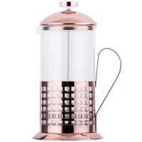 Core 33 oz. Glass / Copper French Coffee Press