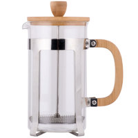 Core 33 oz. Glass / Wood French Coffee Press