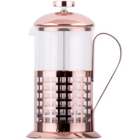 Core 20 oz. Glass / Copper French Coffee Press