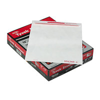 Quality Park R2420 #97 Advantage Flap-Stik Tyvek® 10 inch x 13 inch White Mailer - 100/Box
