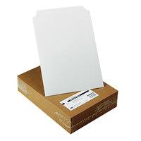 Quality Park 64015 Redi-Strip 9 3/4 inch x 12 1/2 inch White Photo / Document Mailer - 25/Box