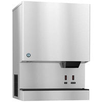 Hoshizaki DCM-751BAH-OS Opti-Serve Countertop Ice Maker and Water Dispenser - 70 lb. Storage Air Cooled