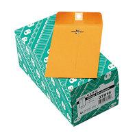 Quality Park 37815 #15 4 inch x 6 3/8 inch Brown Kraft Clasp / Gummed Seal File Envelope - 100/Box